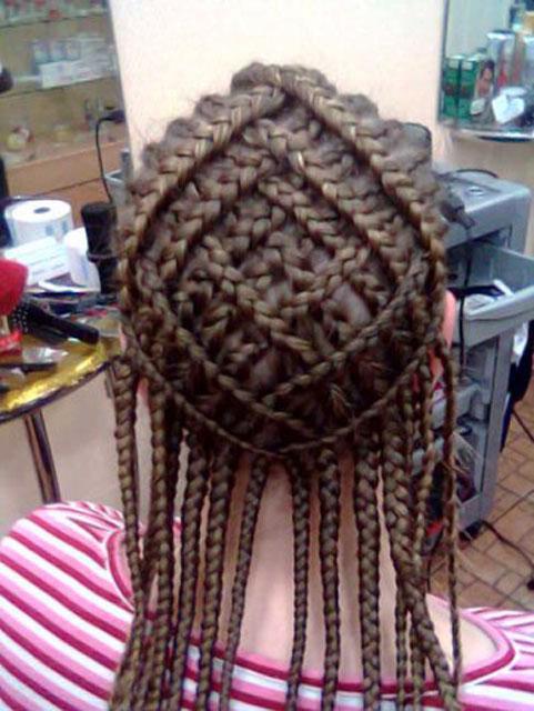 А также фото с изображением самых разных. и делать. обучению плетению кос. плести...
